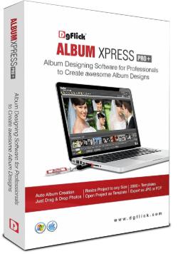 DgFlick Album Xpress PRO 12 crack download
