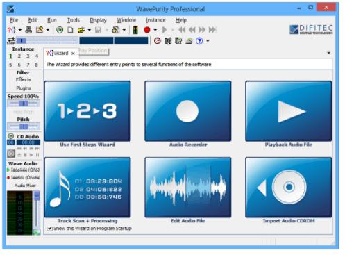 WavePurity Professional 7 crack download