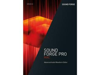 MAGIX SOUND FORGE Pro Mac 3.0.0.100 Free Download