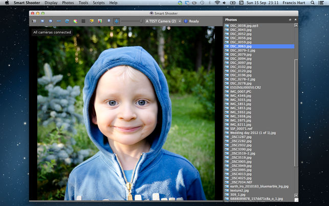 Smart Shooter 3.36 for Mac Free Download