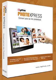 DgFlick Photo Xpress PRO 7 crack download