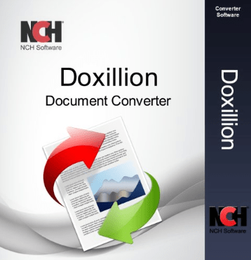 NCH Doxillion Document and PDF Converter Plus 2.6 crack download