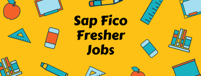 sap fico fresher jobs