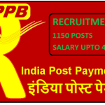 India Post Payments Bank Recruitment 2018 for 18 Posts