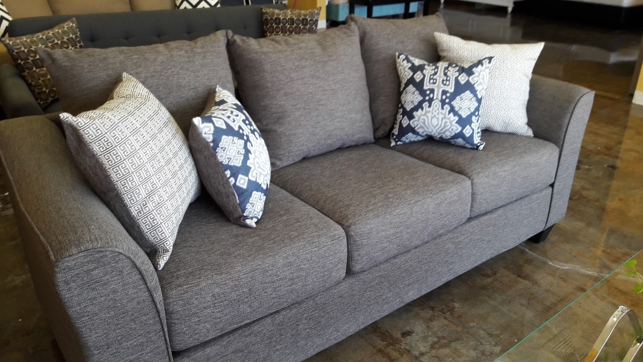 COASTER SALIZAR SOFA GRAY 506021
