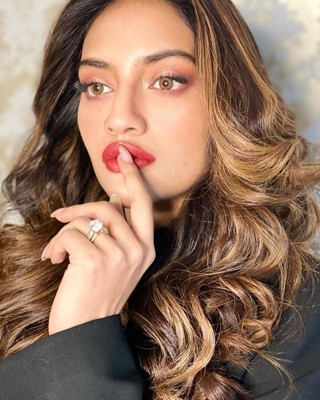 Bollywood Beautiful Actresses Nusrat Jahan Picture Gallery 2020