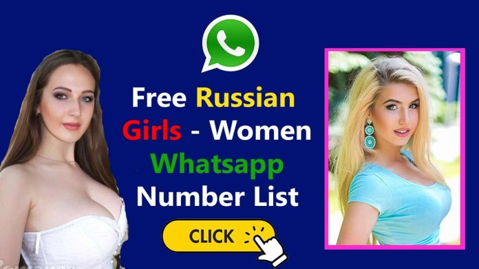Russian Girls whatsapp group link, Dating, Chat, Meet Single Women Latest Russia Girls Mobile Number