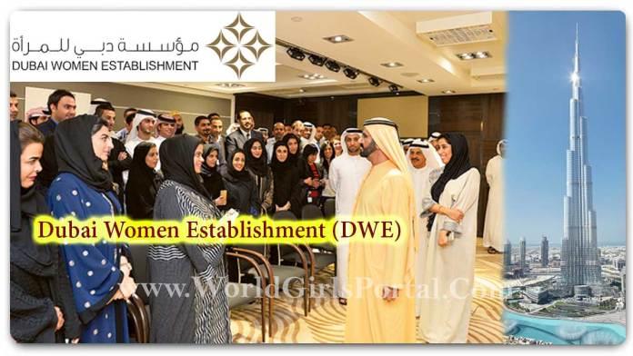 Dubai Women Establishment (DWE) Girls Portal of the UAE Government | Establishment | News & Updates - Govt. of United Arab Emirates