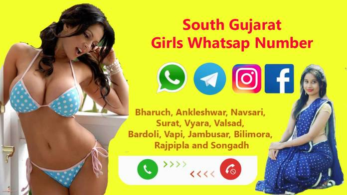 South Gujarat Girls Whatsapp Number List Online Surat, Navsari, Vapi Free Chat, Dating, Friendship