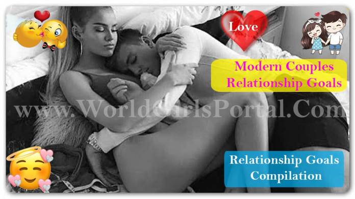 Modern Couples Relationship Goals 💛 Cute Perfect Partner 👫 #5 WGP | Romantics Couple Compilation