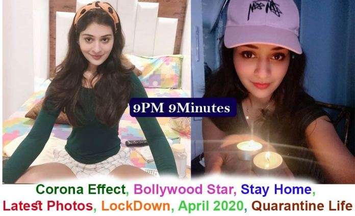 Payal Rajput Quarantine Life Corona Effect South Indian celebrities self-isolate April 2020 #StayHome #HindiNews