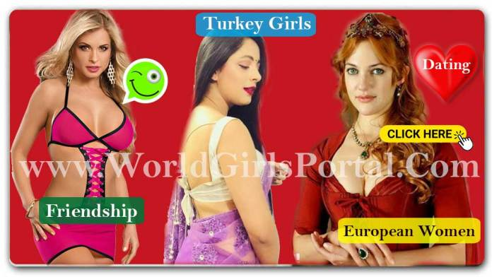 Turkey Girls Whatsapp Numbers List - Real Istanbul