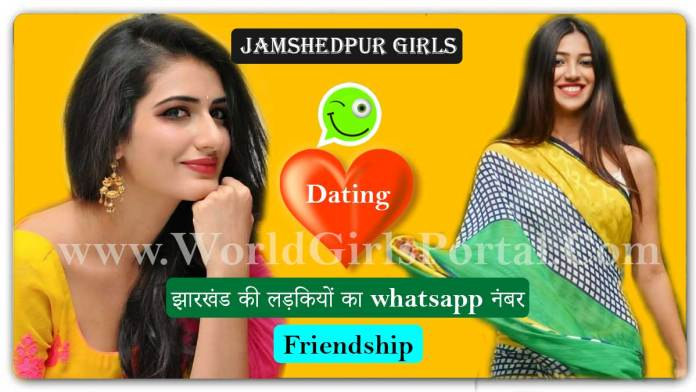 Jamshedpur Girls Whatsapp Numbers list » Jharkhand Girl Mobile Number for Dosti