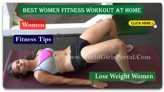 Best Women Fitness workout at home | Latest Health & Care Tips | Girls Stay home how to get fitness and weight loss