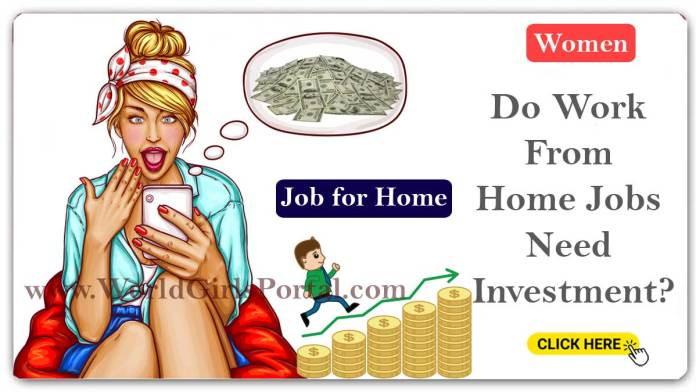 Do Work From Home Jobs Need Investment? 3 Ways To Make Money During COVID-19 - Indian Female WhatsApp Group Link 2021 Join New Update