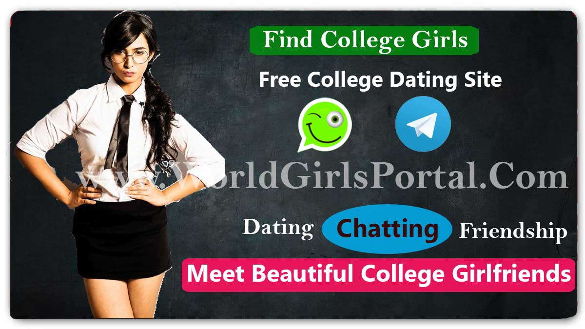 Top 10 College Girls Number for Friendship