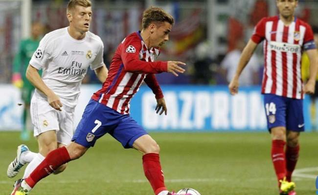 Atletico Madrid Vs Real Madrid Live Streaming Score