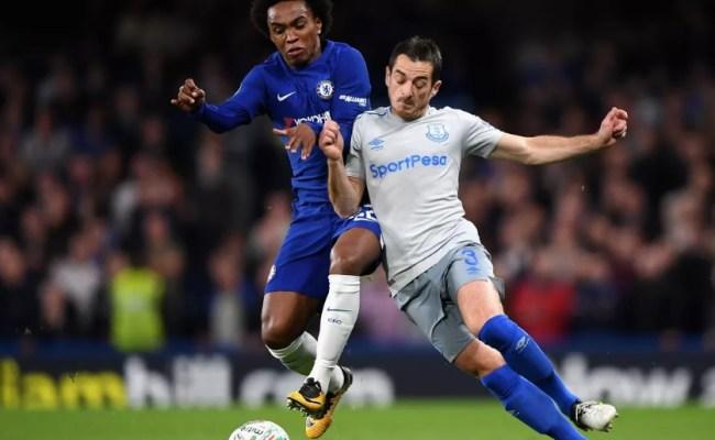 Everton Vs Chelsea Final Score Premier League 2017 18