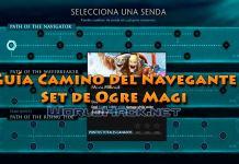Guia-Camino-del-Navegante-con-el-set-de-Ogre-Magi portada
