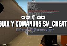 Guía y Comandos SV_Cheats