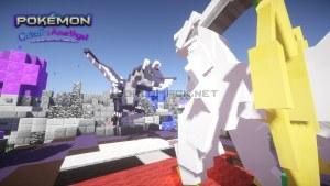 Pokémon Cobalt and Amethyst - Mapa para Minecraft 1.8.8