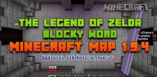 Mapa-minecraft-The-Legend-of-Zelda-Blocky-Word