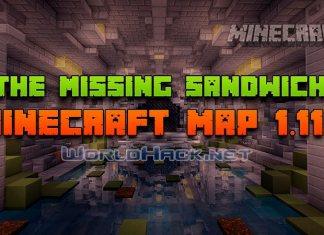 Minecraft-mapThe-Missing-Sandwich