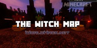 THE-WITCH-map-Minecraft
