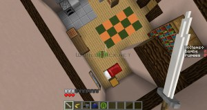 The Legend of Zelda - Blocky Word - Mapa para Minecraft