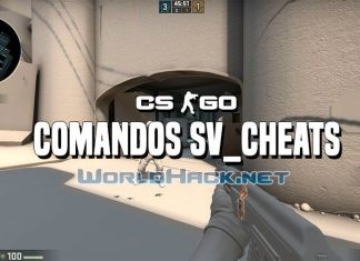Comandos SV_Cheats CS:GO