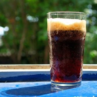 Drinking Soda May Accelerate Aging