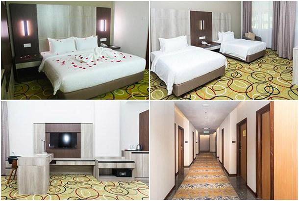 Ano Hotel Miri - Room Image
