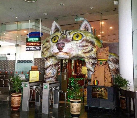 Muzium Kucing Main Image