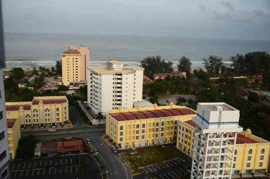 SEAVIEW AKELINEE GUEST HOUSE APARTMENT - Main Image