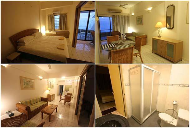 Paradise Lagoon Apartments (Ombak Escapes) - Room Image