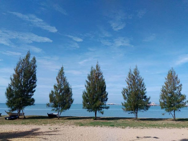 Pantai Tanjung Kling Melaka - Main Image