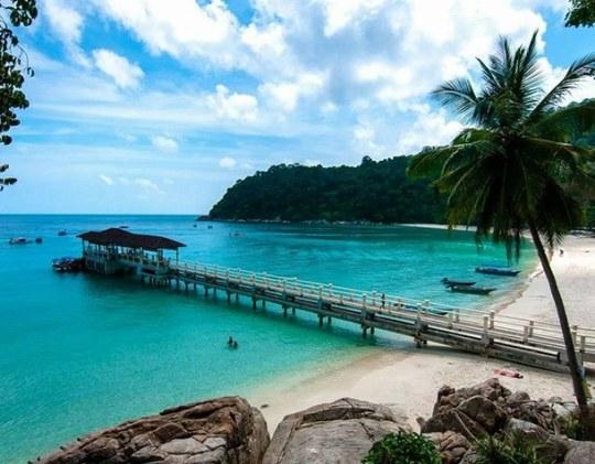 Pantai Teluk Pauh Main Image