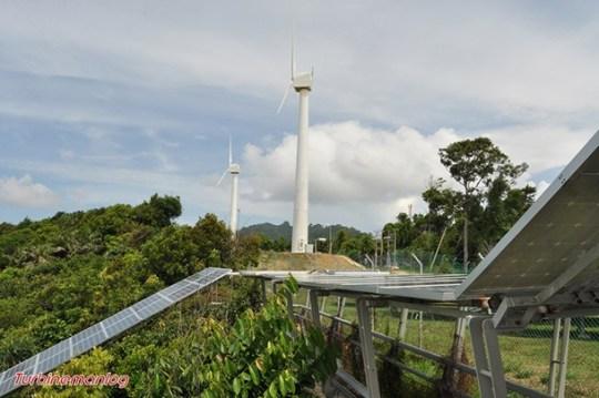 wind turbine perhentian Main Image