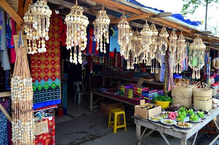 Serikin Town Border Market