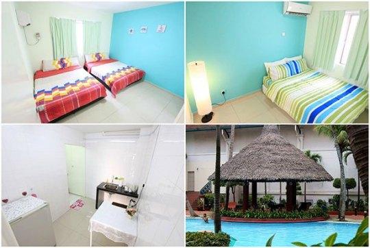 Emerald Melaka Stay - Room Image