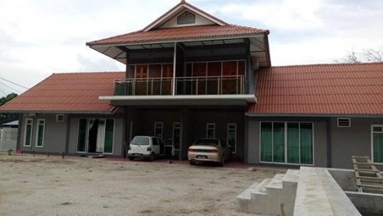 Villa Sri Tebengau - Main Image