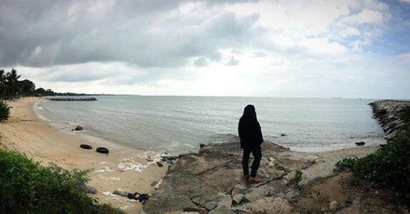 Pantai Teluk Gong - Melaka Image