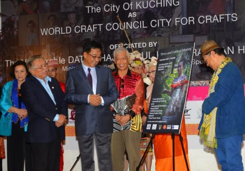 Kuching Awarded World Craft City Status