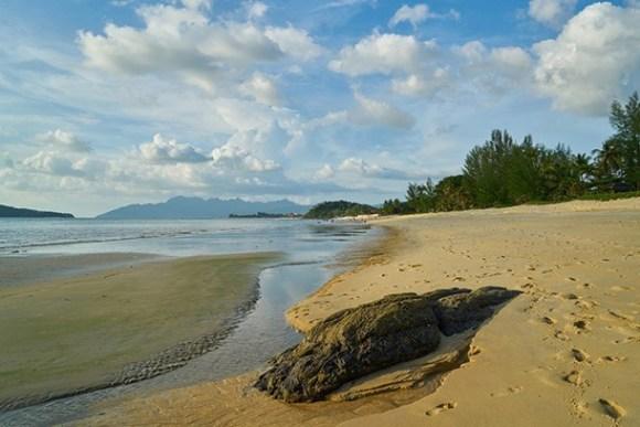 Pantai Tengah Langkawi Image