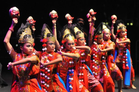 Image: The festival includes traditional Orang Asli performances