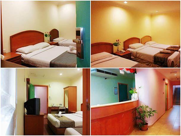 Sky Global Hotel Labuan - Room Image