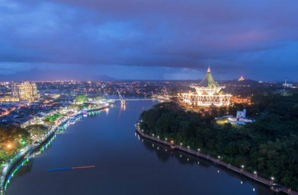 Sarawak's gateway city - Kuching