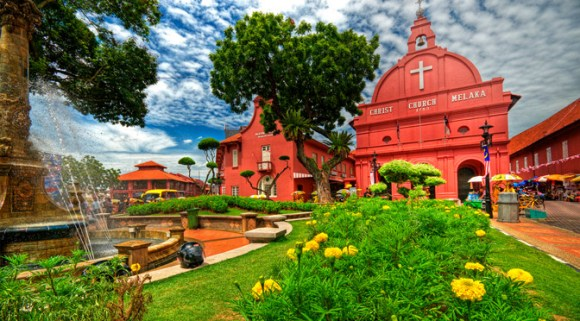 Christ Church among top 20 things to do in Melaka