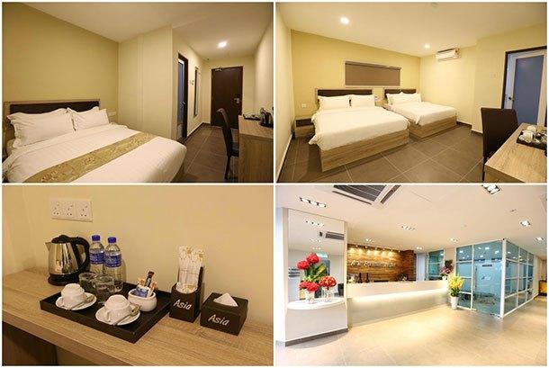 Asia Premium Hotel - Room Image