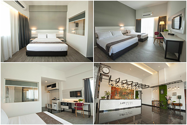 Hotel Arissa Melaka - Room Image